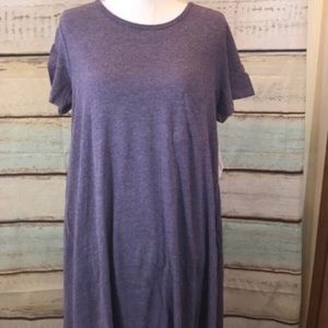 LuLaRoe Carly dress size medium new with tags